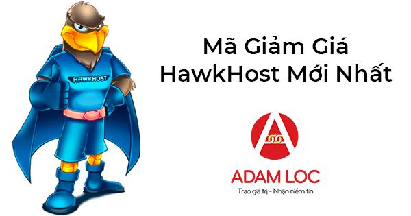 Mã giảm giá HawkHost mới nhất 2018, coupon khuyến mại HawkHost